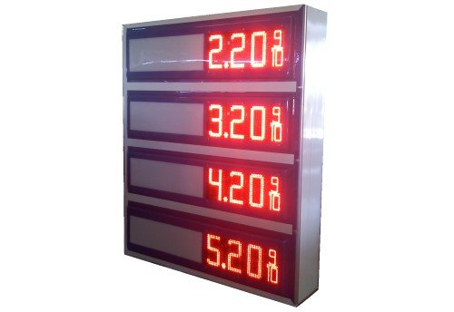 Gas Pricer