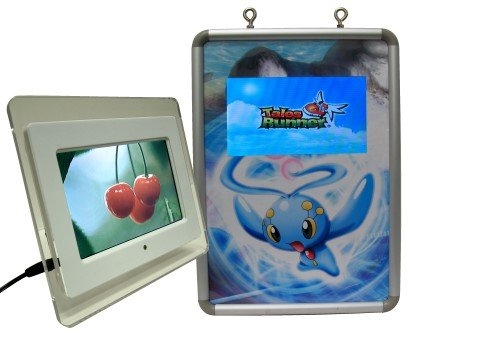 LCD Video Display System