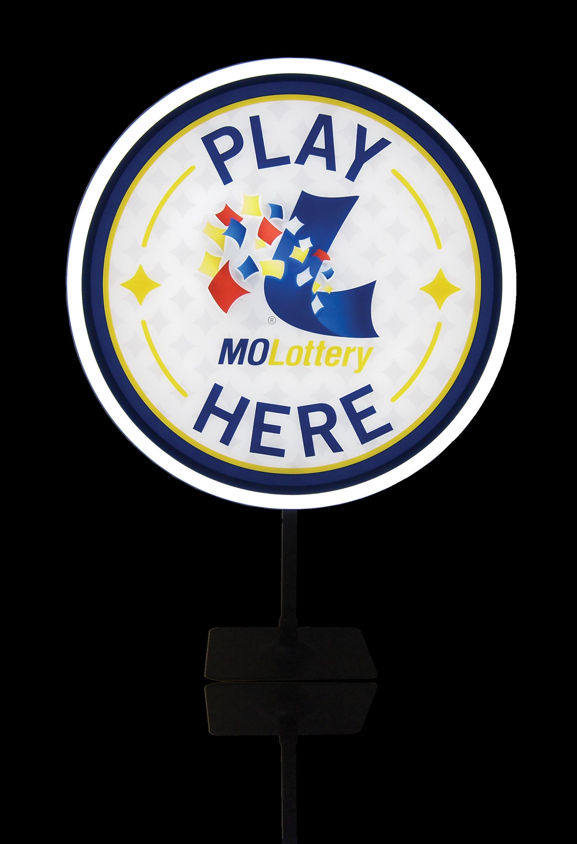 MO Round Edge Back Lit Logo