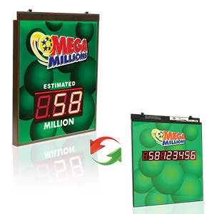 Single Jackpot Realtime Counter